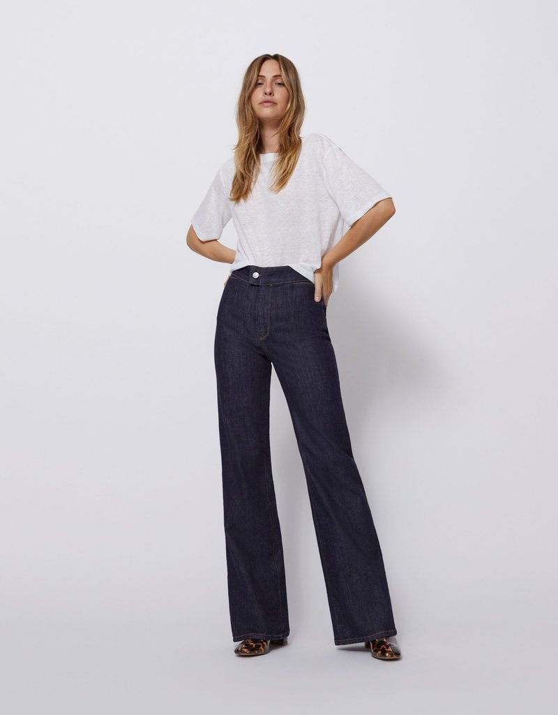 Ladies BLDWN Piper  Wide Leg Pant