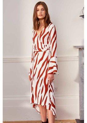 Charli Nicky Wrap Dress