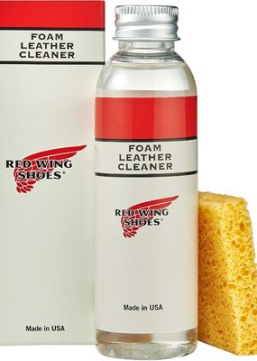 Red Wing Shoe Company Foam Leather Cleaner