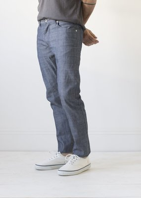Raleigh Denim Workshop Raleigh Martin Chambray Selvage Pant