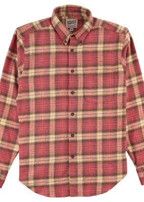 Naked & Famous Easy Shirt Rustic Nep Flannel