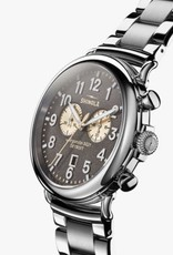 Shinola  Shinola Runwell Chrono 47mm Cool Gray