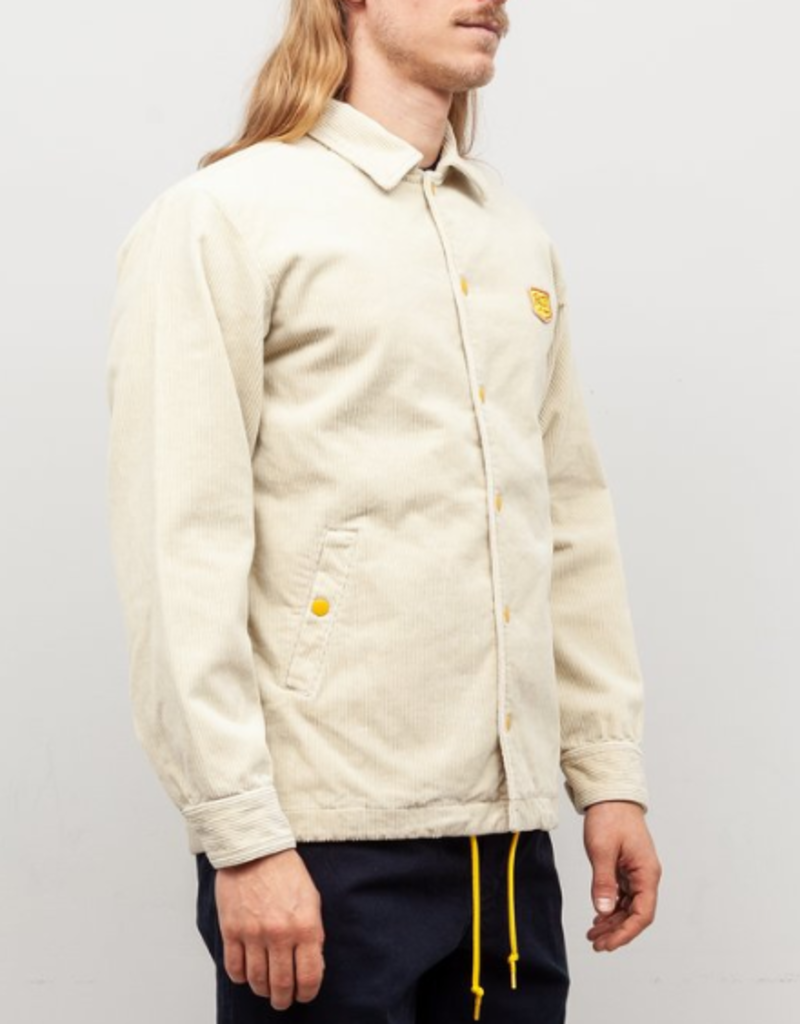 Pallet Pallet Life Story - Corduroy Coach Jacket Ivory