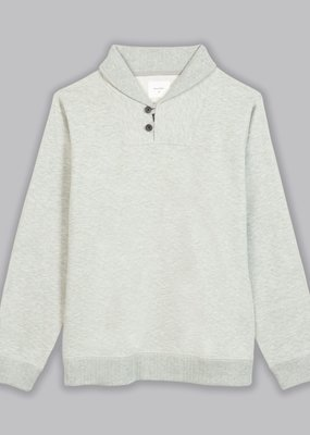 Billy Reid Billy Reid Ribbon Shawl Collar Sweatshirt