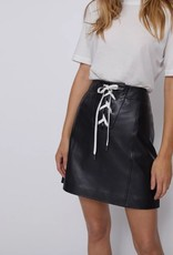 Bldwn Jensen Leather Skirt