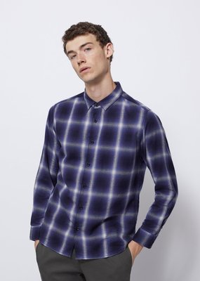 Baldwin Balwdin Arias Plaid Shirt