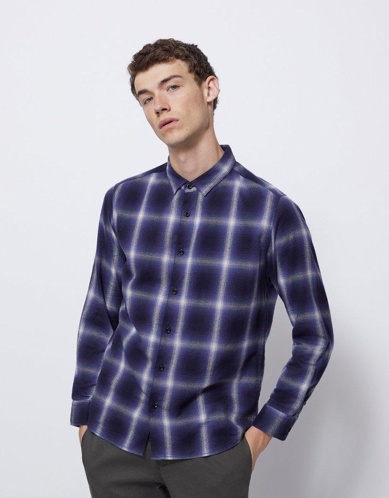 Baldwin BLDWN Arias Plaid Shirt