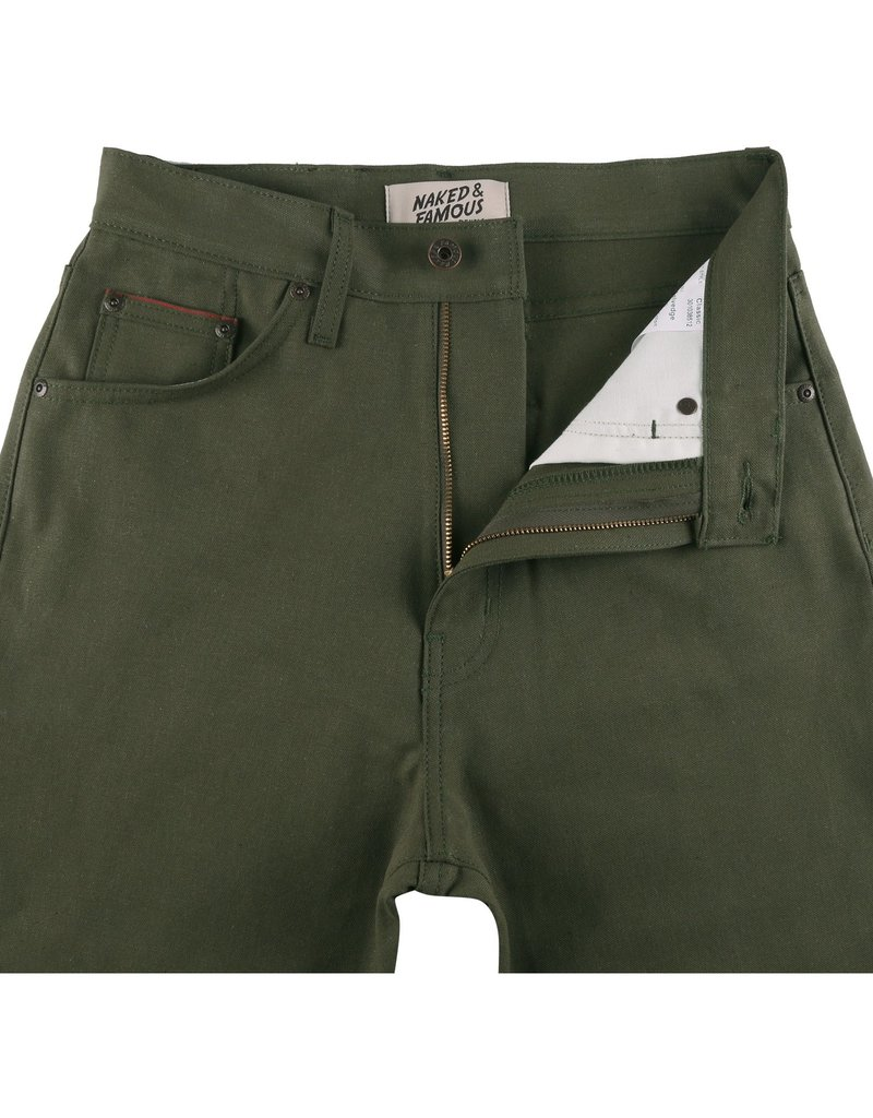 Naked & Famous Naked & Famous Classic Duck Selvedge