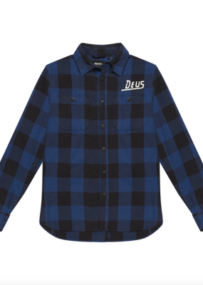 Deus Ex Machina Deus Service Check Shirt