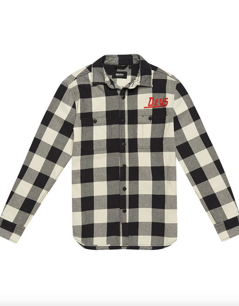 Deus Ex Machina Deus Ex Machina Service Check Shirt