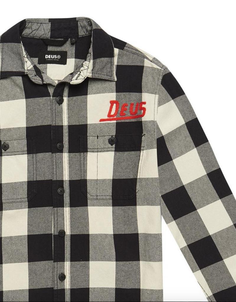 Deus Ex Machina Deus Service Check Shirt