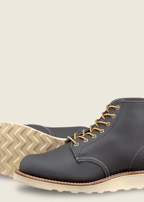 Red Wing Shoe Company LadiesRed Wing Round Toe 6 Inch Boot