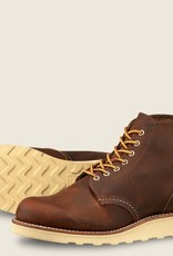 Red Wing Shoe Company Ladies Red Wing  Round Toe 6 Inch Boot