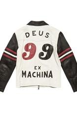 Deus Ex Machina Deus Racer Leather Jacket
