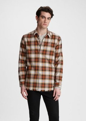 John Varvatos John Varvatos Randy Long Body Shirt