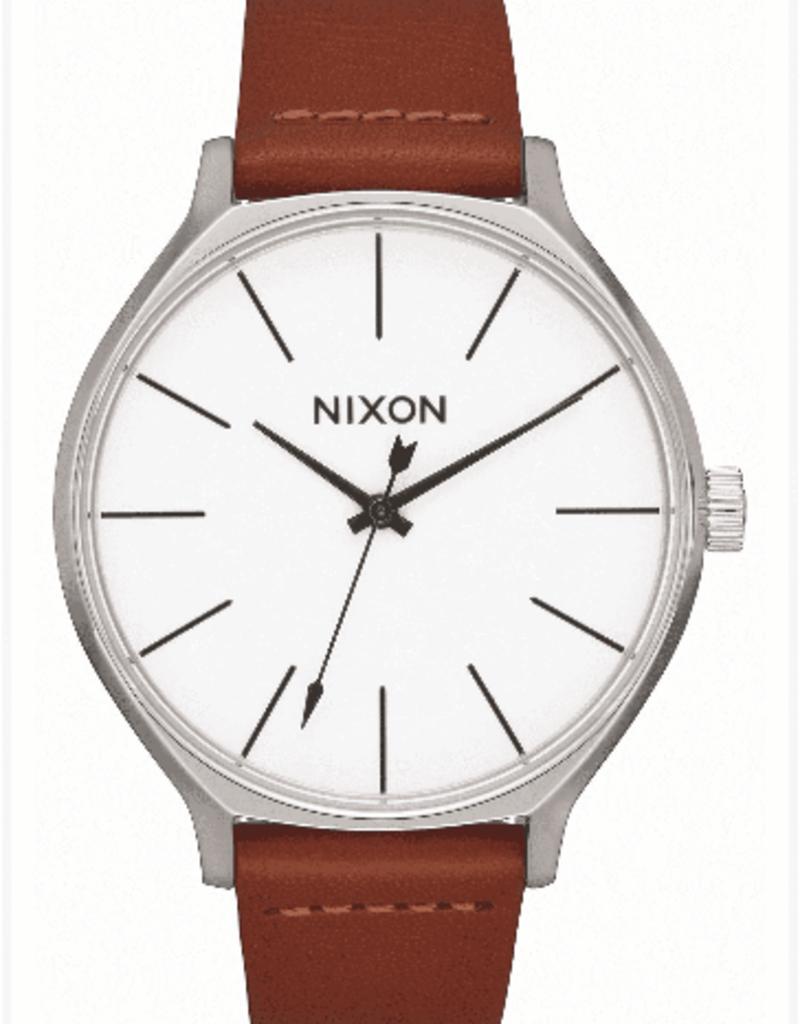 Nixon Clique Leather