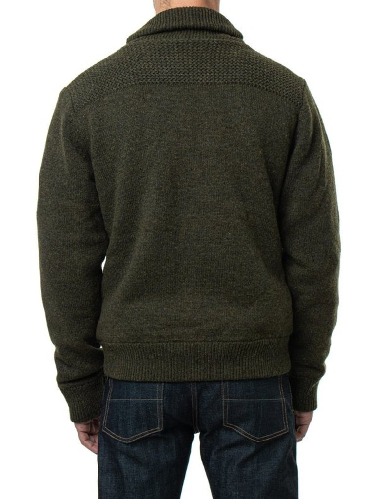Schott Sweater Jacket