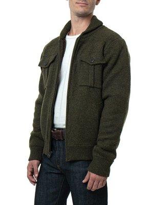 Schott Sweater Jacket