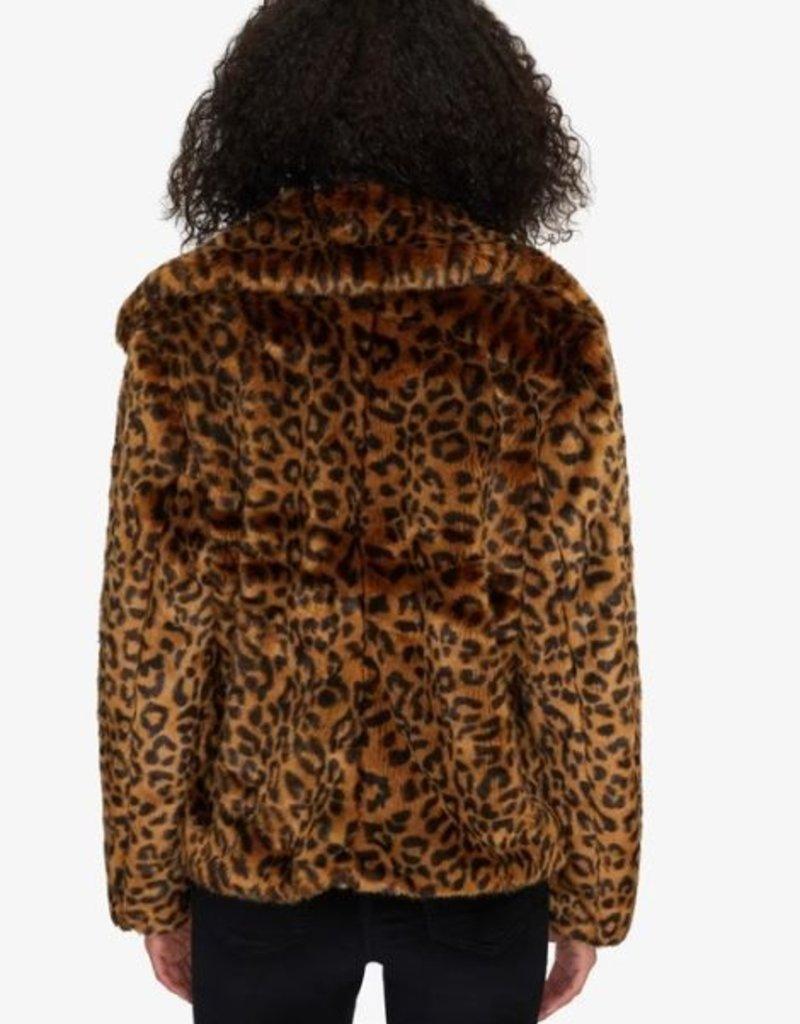 Sanctuary Wild Faux Fur Jacket