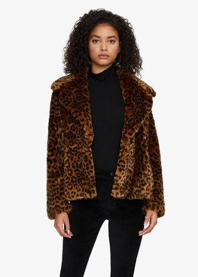 Sanctuary Wild Faux Fur Jacket