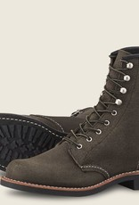 Red Wing Silversmith Boot