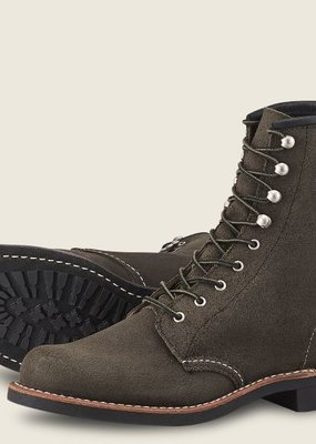 Ladies Red Wing Silversmith Boot