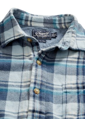 Grayers America Inc. Grayers Evans 3 Ply Flannel