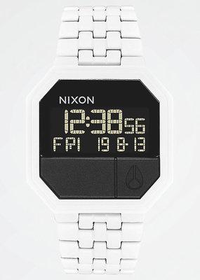 Nixon Nixon Re-Run White Watch