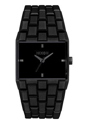 Nixon Nixon Ticket All Black Watch