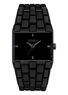 Nixon Ticket All Black Watch