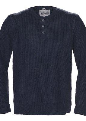 Schott NYC Schott Henley Sweater