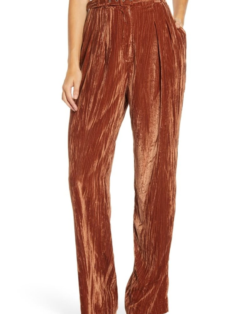 WAYF Hatty Belted Pant