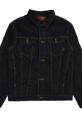 Naked & Famous Emperor of Slub Denim Jacket