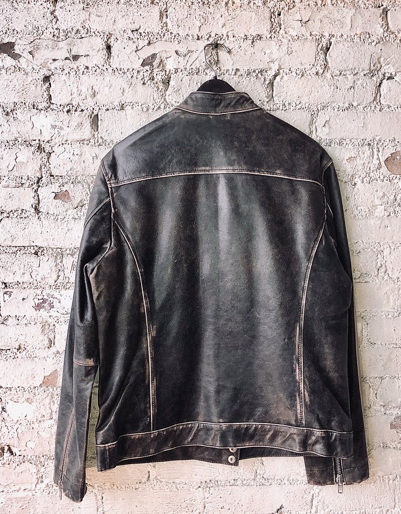 Scully Racing Leather Jackets