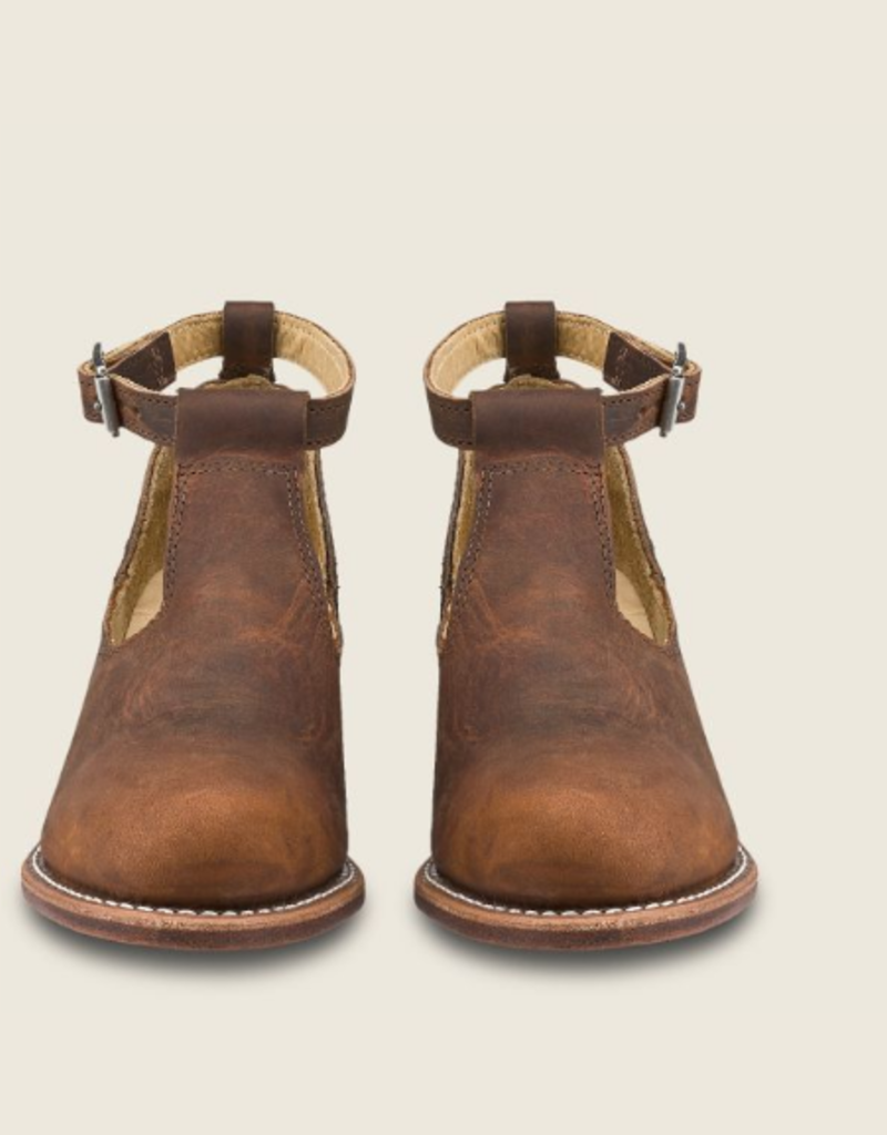 Ladies Red Wing Ida Ankle Strap Shoe