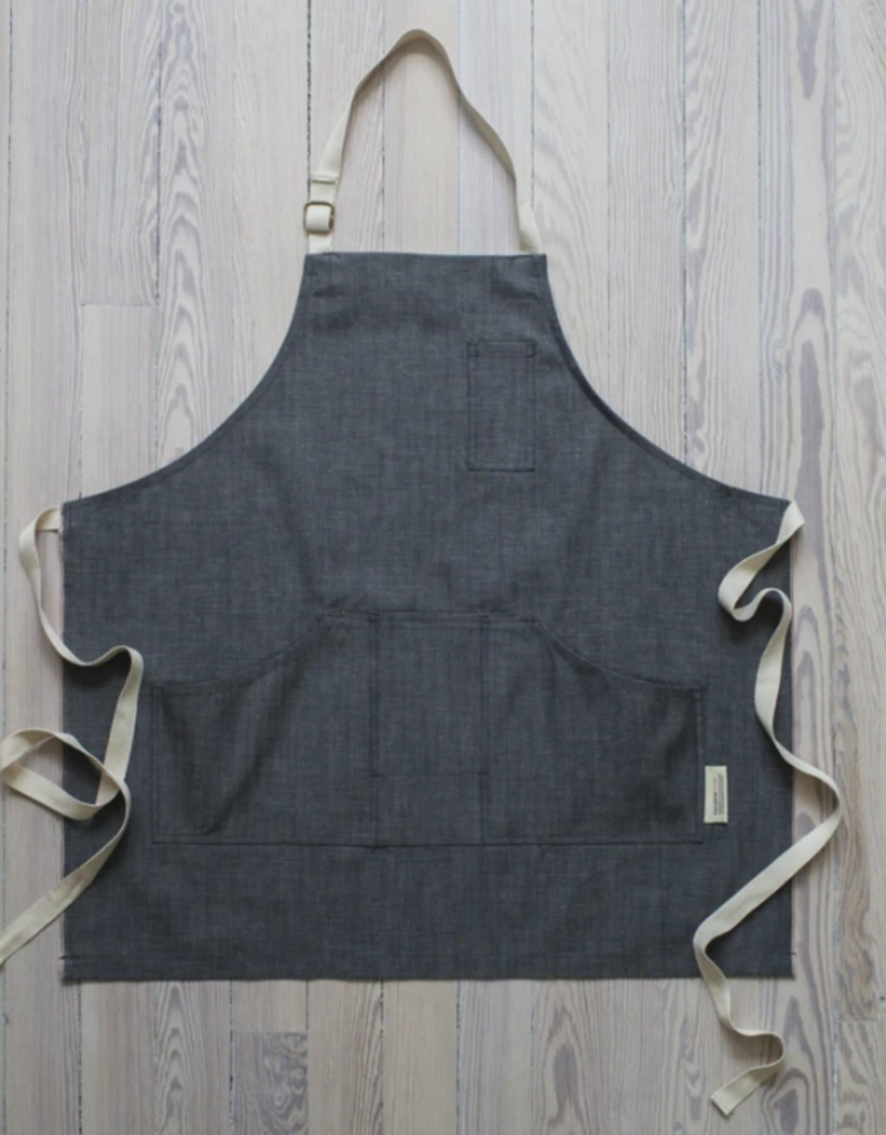 Raleigh Denim Workshop Raleigh Denim OG Selvage Tri-Pocket Apron
