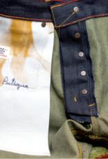 Raleigh Denim Workshop Raleigh Alexander OG Raw Selvage Jean