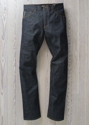 Raleigh Denim Workshop Raleigh Alexander OG Raw Selvage Jean