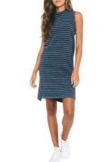 Sol Angeles Monterey Stripe Mock Dress