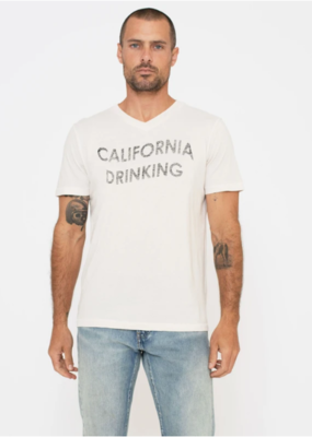 SOL Angeles Sol Angeles California Drinking V Tee