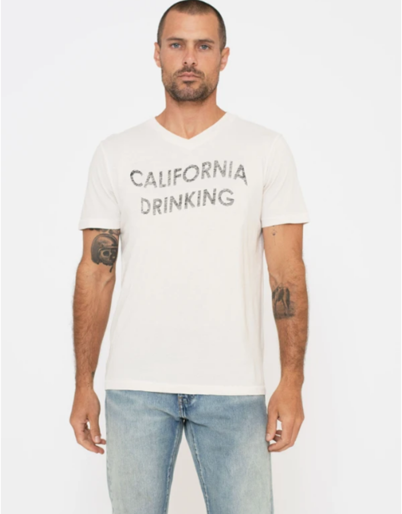 SOL Angeles Sol Angeles California Drinking V Tee