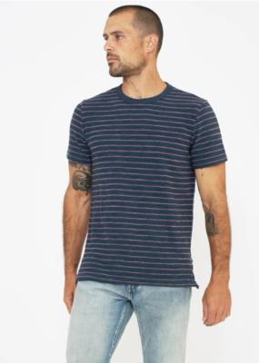 SOL Angeles SOL Monterey Stripe Crew Shirt