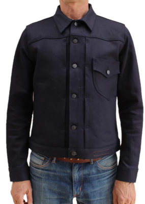 Kato Kato Blade 14oz. 4Way Selvedge Jacket