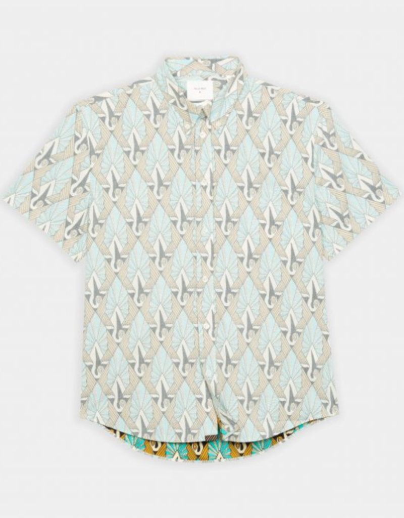 Billy Reid Billy Reid Kirby Short Sleeve Shirt