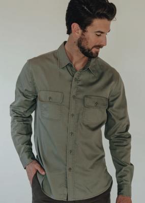 Normal Brand Normal Brand Utility Overshirt