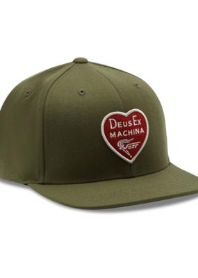 Deus Ex Machina Deus Ex Machina Heart Baseball Cap
