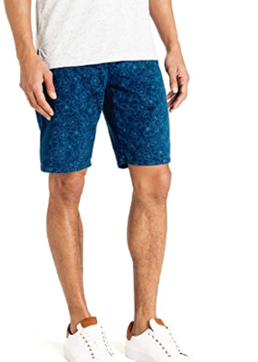 Good Man Brand Good Man Monaco Fiji Stretch Twill Wrap Short