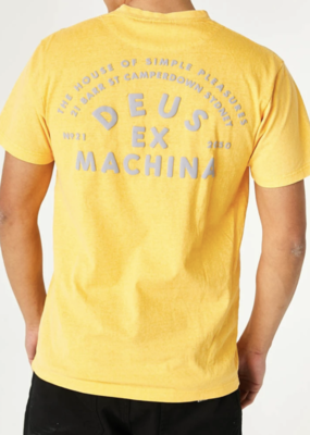 Deus Ex Machina Deus Ex Machina Roller Camperdown Tee
