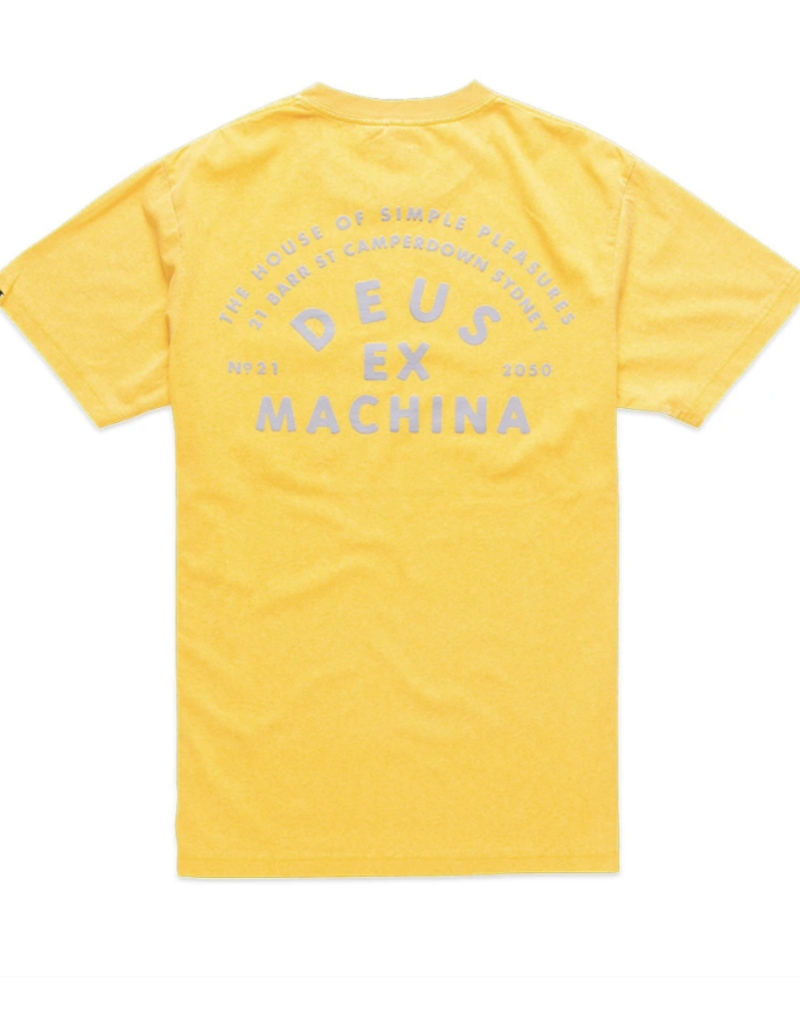Deus Ex Machina Deus Ex Machina Roller Camperdown Tee