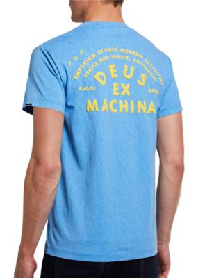 Deus Ex Machina Deus Ex Machina Roller Venice Tee